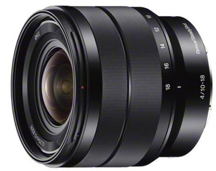 Sony Sel1018 E Mount 10 18mm F4 Oss Zoom Lens From Dove