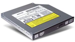 Slim Internal DVD+/-RW SATA Optical Drive