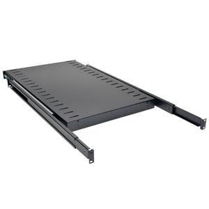 Digitus 1U Vented sliding shelf for 800/1000mm Deep Cabinets